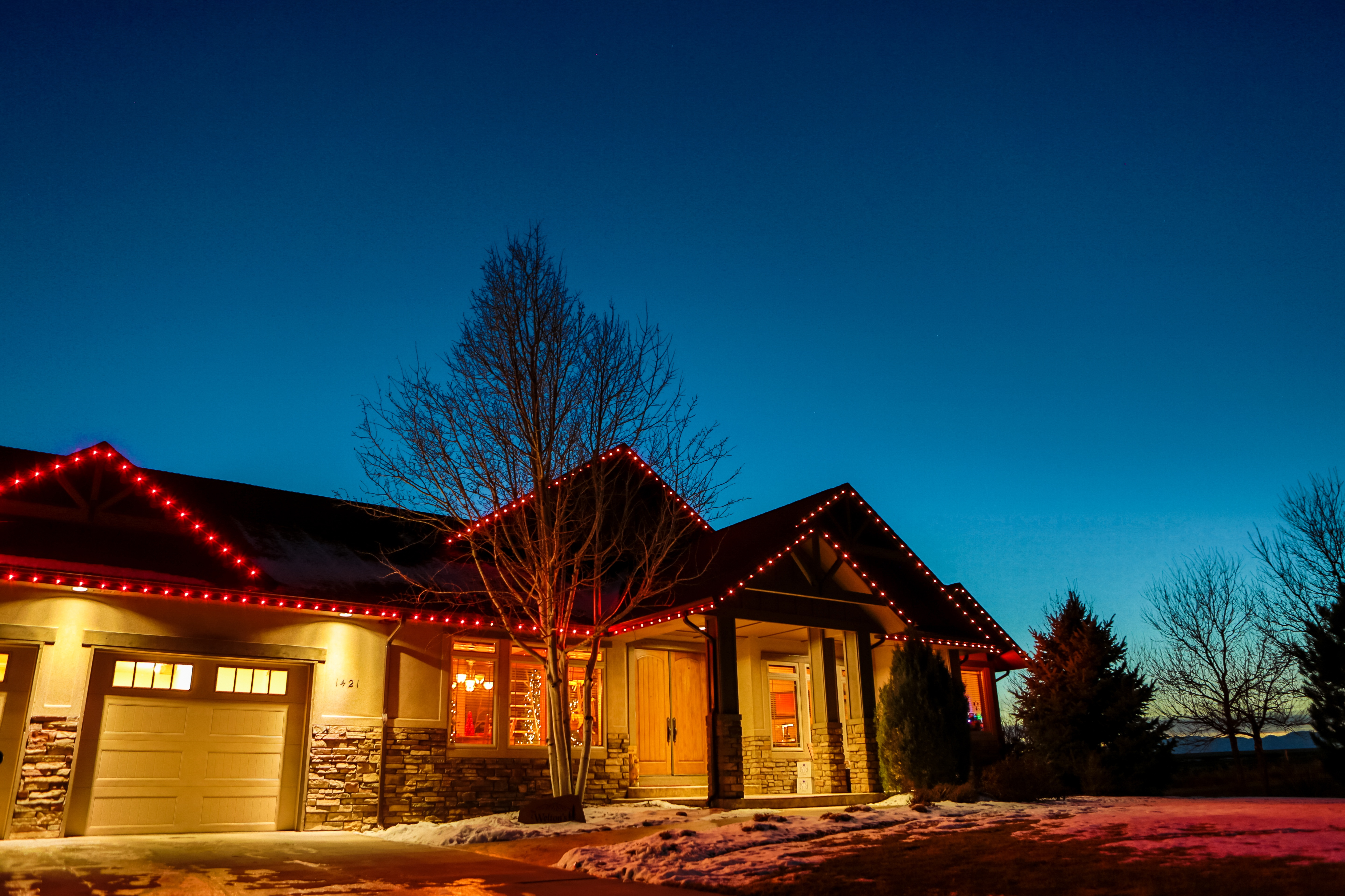 Top 10 Reasons To Install Permanent Led Christmas Lights On Your Home